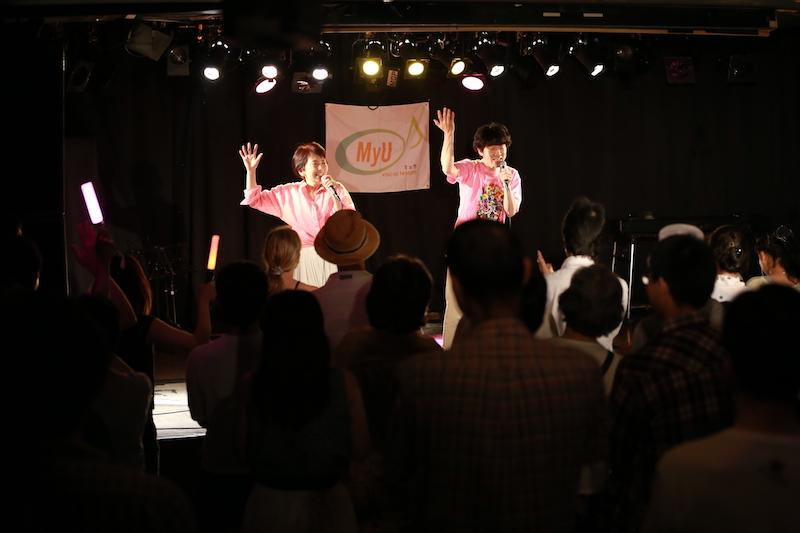 2016年8月横浜校発表会ライブ