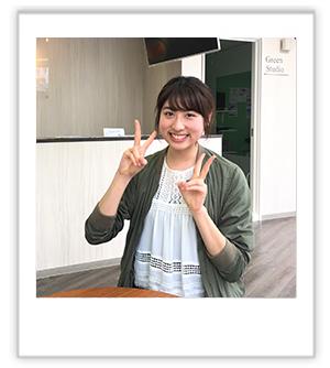 粟津 万宥子さん