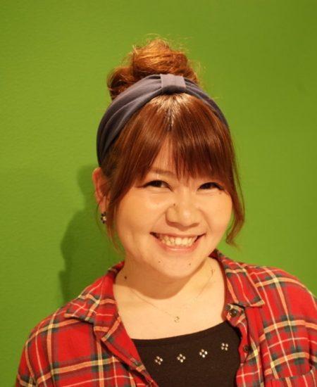 講師Chieri(ちえり)